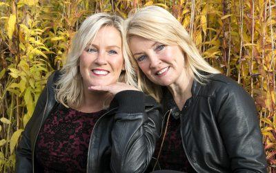 Systrarna K kliver in i Talangbolaget…