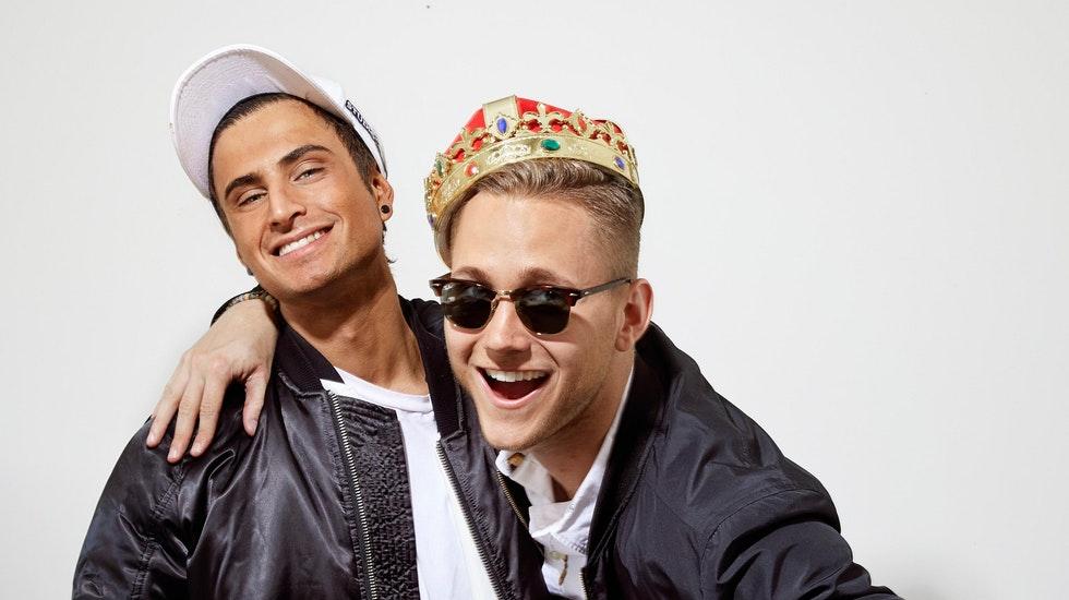 Samir & Viktor skapar fest i Landskrona imorgon…
