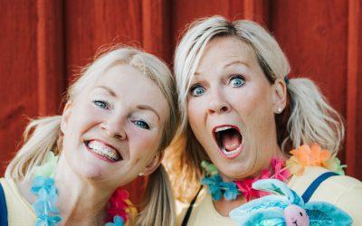 Systrarna K till Kläppen i januari