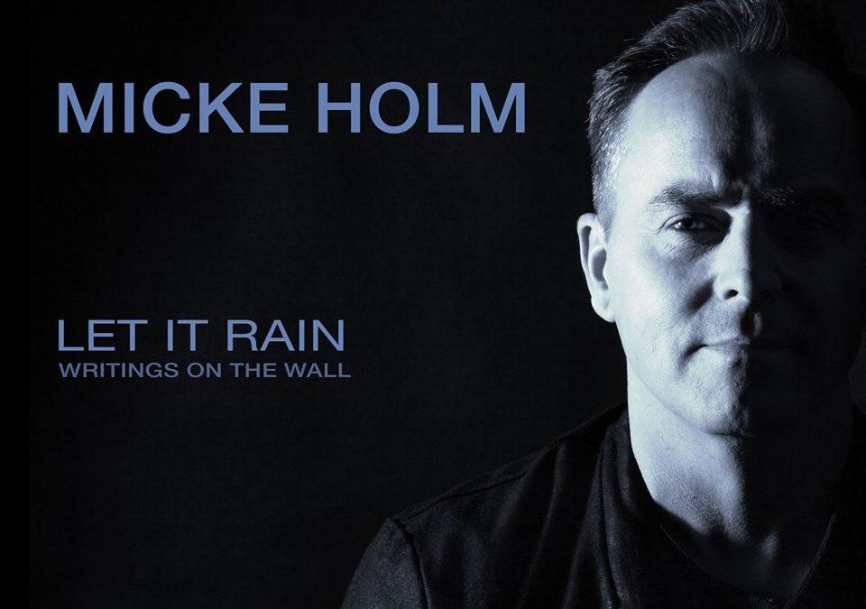 Micke Holm släpper nytt!